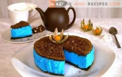 Диетична торта - деликатес безвреден за фигурата. Най-добрите рецепти за диетични торти: желе, торта без брашно, Наполеон