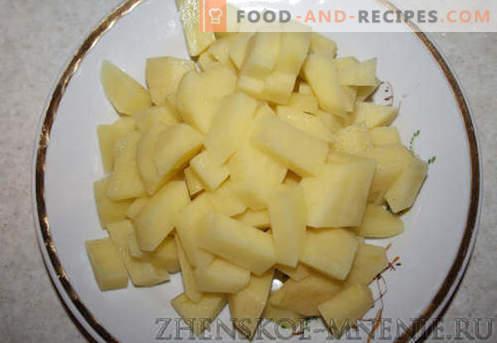 Кнедли със сирене - най-добрите рецепти. Как правилно и вкусно да готвя кнедли със сирене у дома.