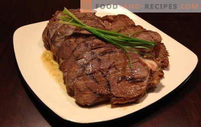 Задушеното месо е диетичен продукт. Как да се готви задушено месо в бавен котлон и други рецепти за задушено месо: свинско, говеждо