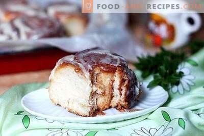 Biscuits Sinabon à la cannelle