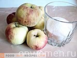 Ябълково сладко за зимата