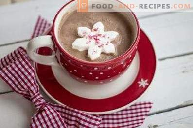 Как се прави какао в мляко