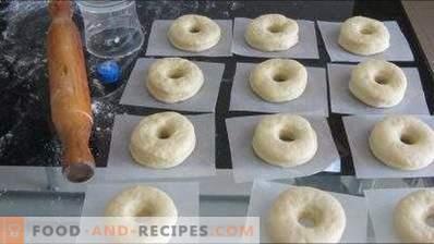 Тесто за дрожди за понички