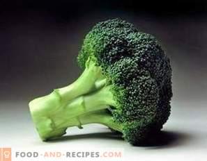 Калории от броколи