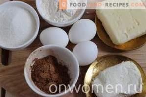 Какаови кекс