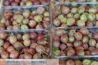 Как да съхранявате цариградско грозде