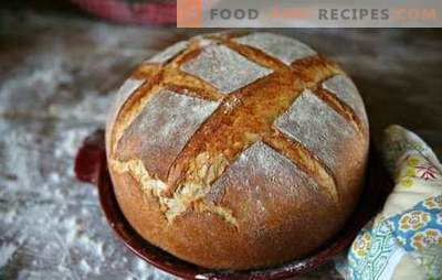 Грешки при печене на домашен хляб или така не е необходимо