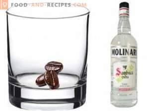 Как се пие sambuca