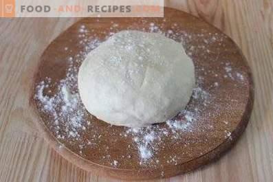 Тесто за хачапури