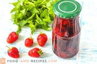 Консерви от ягоди