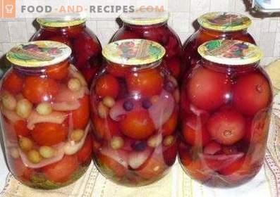 Полски домати за зимата