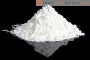 E171 титанов диоксид: ефекти върху тялото