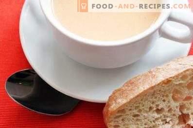 Супа от сьомга