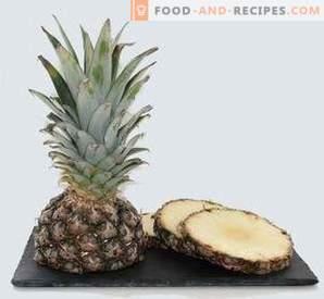 калорични ананаси