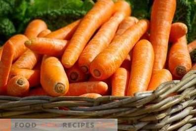 Моркови: ползи и вреди за тялото