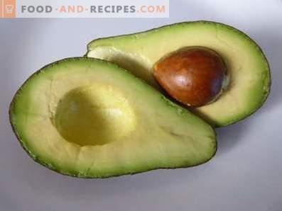 Авокадо: полза и вреда
