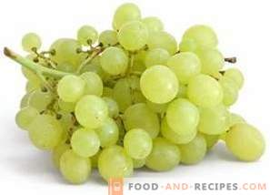 Calories de raisins