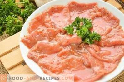 Карпачо от говеждо месо