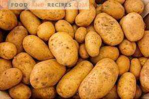 Картофени калории