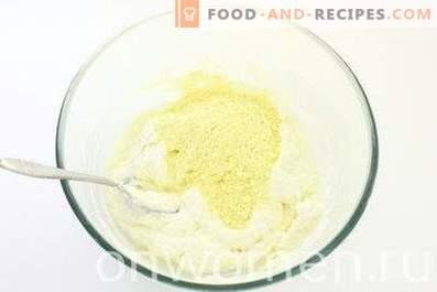 Чийзкеши от царевично брашно