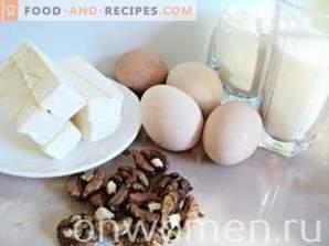 Пирог от орех