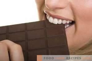 Горчив шоколад: полза и вреда