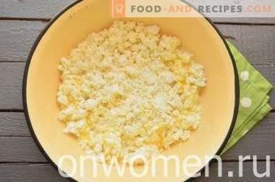 Кашкавал от сирене с малини