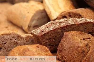 Как се съхранява хляб