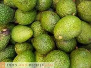 Как да съхранявате авокадо