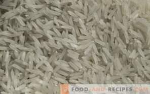 Как се съхранява ориз