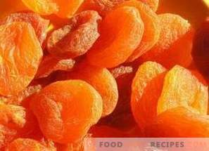 Hoe abrikozen thuis te drogen