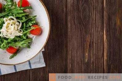 Салати за вечеря