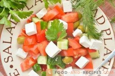 Фета салати
