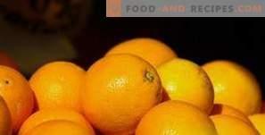 Как да съхранявате портокали