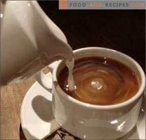 Кафе с мляко: полза или вреда