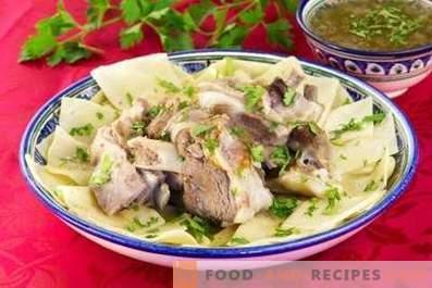 Свинско месо от Бешбармак