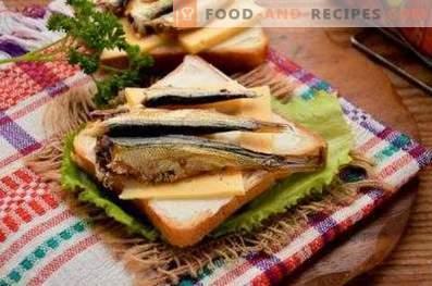 Шприц сандвичи