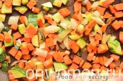 Зеленчукова супа с тиквички