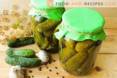 Как се различават кисели краставички от кисели краставички