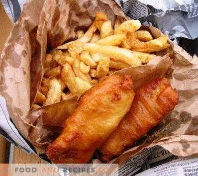 Риба и чипс