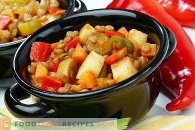 Пилешко зеленчуково ястие