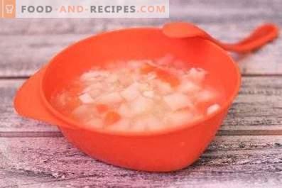 Диетична пилешка супа в бавен котлон