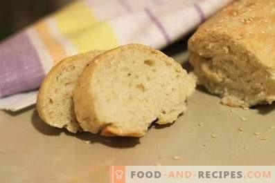 Домашен хляб във фурната
