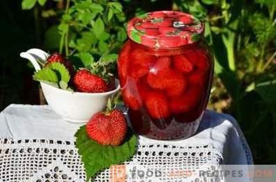 Ягоди в собствен сок за зимата