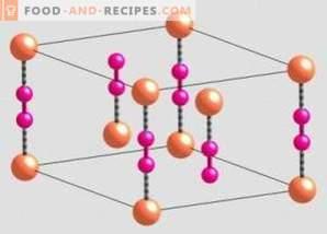 Калиев фероцианид (E536): ефект върху тялото