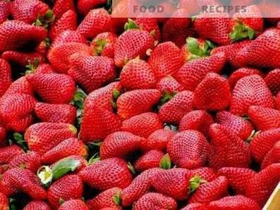 Как да съхранявате ягоди