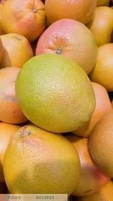 Как се съхранява грейпфрут