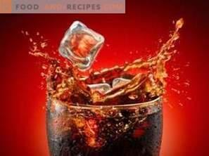 Coca-Cola: полза и вреда