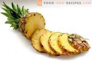 Ananas: korzyści dla zdrowia i szkody