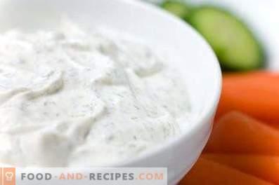Сос от бяло месо